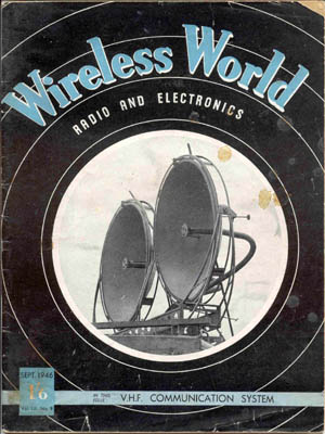 Wireless World September 1946